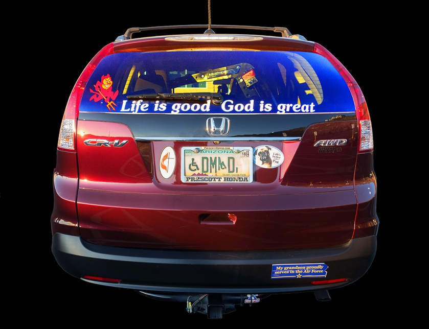 god is great blog
