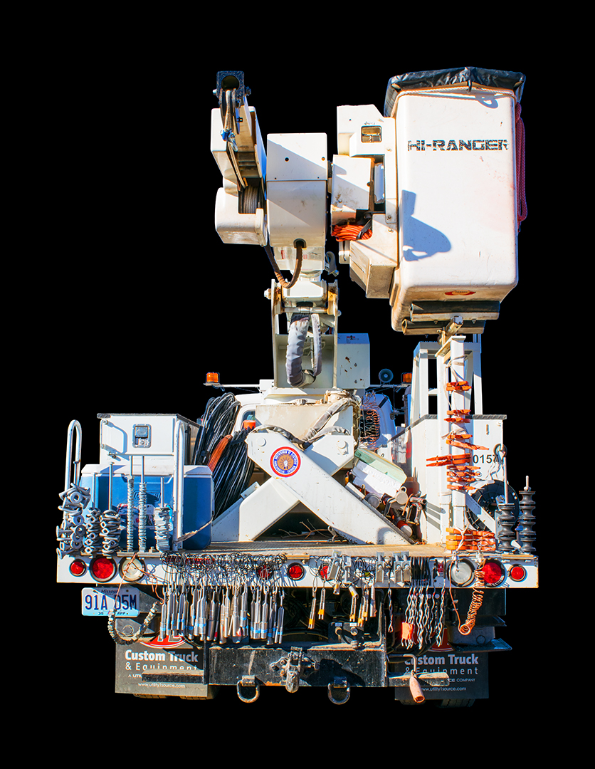 lineman's truck blog