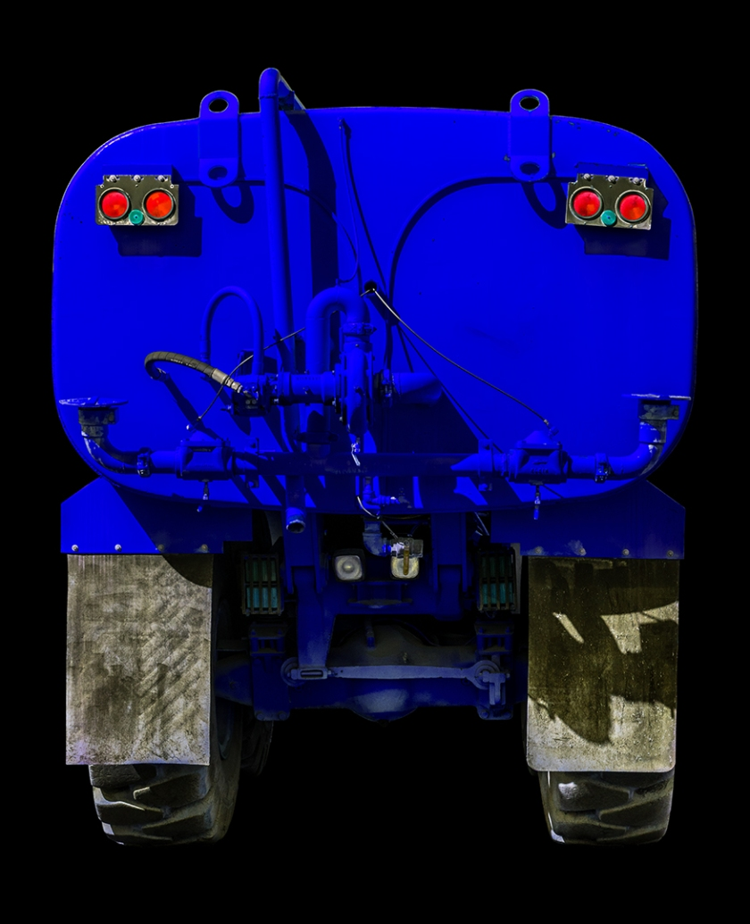 klein blue tanker truck blog